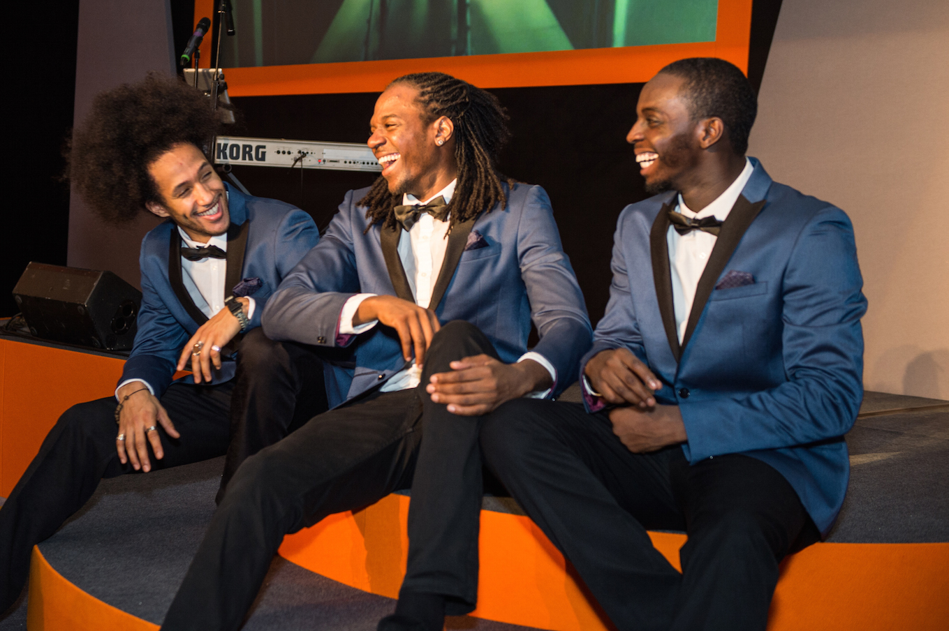 Soul Brothers Laughing